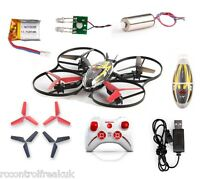 Syma X4 Assault 2.4Ghz Quadcopter Drone All Spare Parts, Blades, Motor, Charger