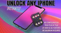 Turbo Sim Spectrum Sprint Unlock Card For iPhone SE X 8 7 6 Plus iOS 13.6