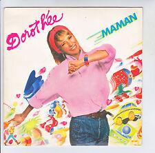 """DOROTHEE Vinyle 45 tours 7"""" MAMAN - La VALISE AB Productions 885367 Frais Reduit"""