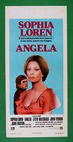 L52 Plakat Angela Sophia Loren Steve Railsback John Vernon John Huston