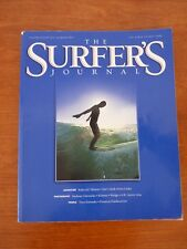 The Surfer's Journal Vol 14 #2 Apr-May 2005 The Wedge Surf Photography Surfing