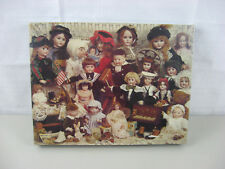 The Doll Shop 500+ Piece Springbok Jigsaw Puzzle- New & Factory Sealed