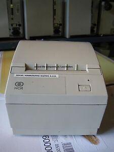 NCR 7194 THERMAL POS PRINTER - Axiohm A794 RS232 + USB