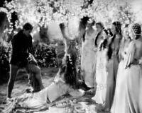 8x10 Print Errol Flynn Bette Davis Knight and the Lady 1939 #BDES