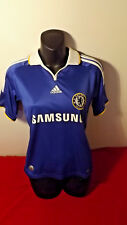 CHELSEA OFFICAL ADIDAS JERSEY IN GREAT COND SIZE KIDS 30 -32