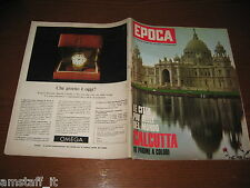 EPOCA 1962/636=CALCUTTA=ELETTRA MARCONI=GREGOR VON REZZORI=VIRNA LISI=LOS ALAMOS