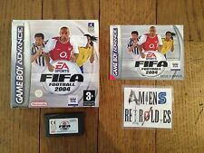 FIFA 2004 Football Soccer Gameboy Advance/DS Nintendo PAL FR