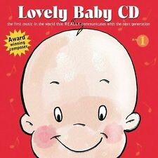 Lovely Baby Music presents...Lovely Baby CD no.1 2004 by Raimond Lap . EXLIBRARY