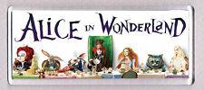 Alice in Wonderland 'wide Screen' Fridge Magnet Design1