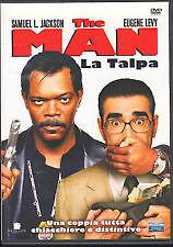 DVD -  THE MAN LA TALPA