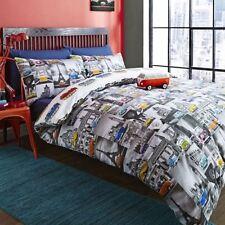 Linge de lit et ensembles gris contemporains, 200 cm x 200 cm