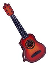 Kinder Gitarre Musikgitarre Spielzeug Instrument musik mit 6 Echten Saiten