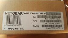NEW IN BOX! Netgear N150 150 Mbps 4-Port 10/100 Wireless Router WNR1000.
