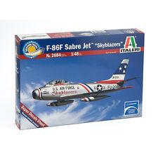 Italeri #2684 1/48 F-86F Sabre Jet 'Skyblazers'