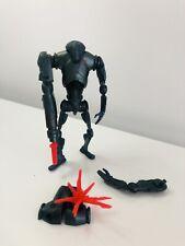 Star Wars AOTC Saga Super Battle Droid Hasbro 3,75'' 1 Piece