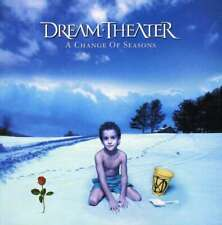 A Change Of Seasons - Dream Theater CD EAST WEST