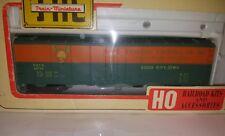 TRAIN MINIATURES HO RASKIN PACKING CO. 40 TON ARA STEEL REEFER (#8101)