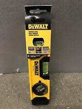"""NEW DeWALT DWHT43003 Magnetic Torpedo Level (9"""") 230mm Tools"""