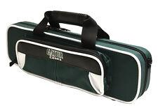 Gator Spirit Series Lightweight Flute Case White & Green   GL-FLUTE-WG