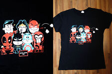 T-Shirt Heroes League - Super Hero - Taille M - NEUF