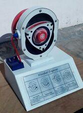 Wankel Rotary Engine Model - Hand Powered