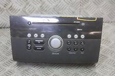 Auto Radio CD MP3 WMA - Suzuki Swift de mars 2005 à sept. 2010