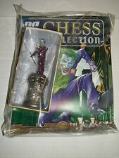 DC CHESS FIGURE COLLECTION #50 THE JOKER BLACK KNIGHT