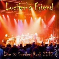 LUCIFER'S FRIEND - LIVE (AT) SWEDEN ROCK 2015  CD NEU