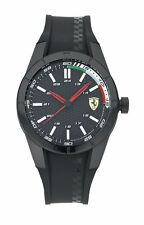 Scuderia Ferrari Men's Red Rev Strap Watch. From the Official Argos Shop on ebay