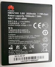 Original OEM Huawei Standard Battery for Ascend W1 H883G  HB5V1HV 1950mAh