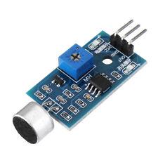 LM393 Sound Detection Sensor Module For Arduino Para Som Condenser Transducer Se