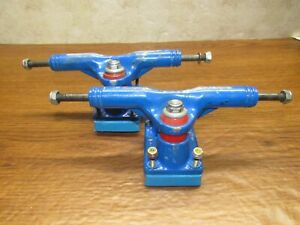 Vintage Gullwing Pro IV HPG Trucks - Blue