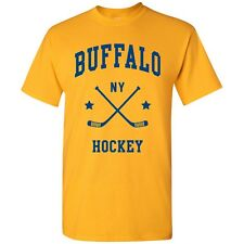 Buffalo Classic Hockey Arch Unisex T-Shirt