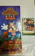 Disney MNSSHP 2016 Halloween Sorcerers Magic Kingdom Card Zootopia CLAWHAUSER