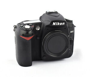 Nikon D90 12.3 MP Digital SLR Camera Body & Charger
