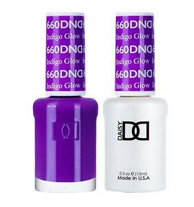 DND 641 - 782 Daisy Soak Off Gel Polish Pick Your Color .5oz LED/UV