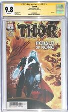 THOR #6 CGC 9.8 Signed By Donny Cates