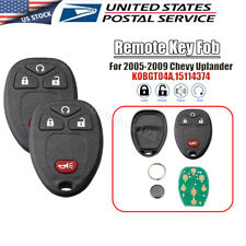 Keyless Entry Remotes Fobs For Chevrolet Uplander For Sale Ebay