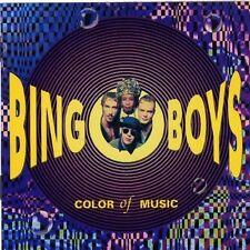 Bingoboys Colour of music (1994) [CD]