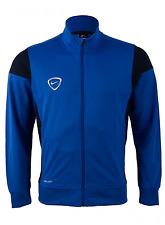 NIKE Herren Gr. S Trainingsjacke Sport WARM-UP ACADEMY KNIT Jacke Blau A2657