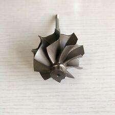 TD04HLR reverse 45.65/52mm 9 blades turbine shaft&wheel for MITSUBISHI