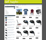 GOLF SUPPLIES UK WEBSITE - NEW DOMAIN - ONE YEARS HOSTING - EASY TO RUN