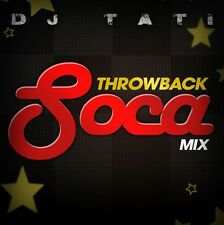 SOCA OLD SKOOL THROWBACK MIX CD