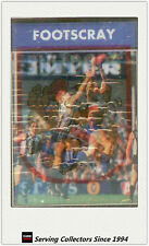 1992 AFL Colourgrams Trading Card #7 Scott Wynd (Footscray)