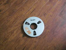 "Vintage SCOTCH Reel To Reel Tape 10"" x 1/2"""
