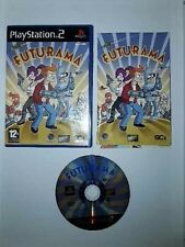 Futurama   - playstation 2 - PAL - Complet PS2
