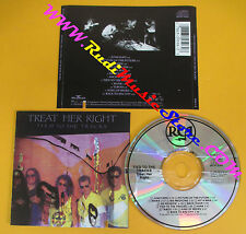CD TREAT HER RIGHT Tied to the tracks 1989 usa RCA BMG 9596-2R(Xs9) no lp mc dvd