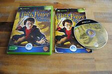 HARRY POTTER ET LA CHAMBRE DES SECRETS pour XBOX (CD remis à neuf) PAL VF