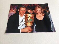 HANS-JÖRG BUTT BAYERN MÜNCHEN signed Photo 20x25 In-Person