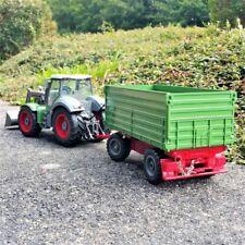 RC Traktor Rayline Rt01a Anhänger Kippen Schaufel 1 28